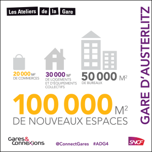 Infographiste Rouen Infographie TBWA SNCF Twitter espaces