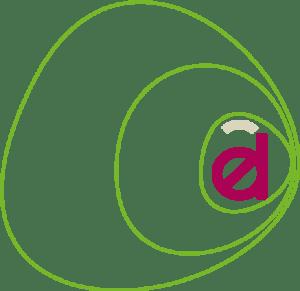 Infographiste Rouen Pascal Ridel Logo Adel vignette vert