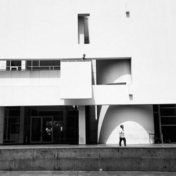 Infographiste Rouen Pascal Ridel Photos MACBA Barcelona