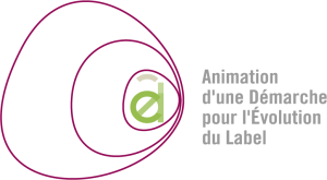 Infographiste Rouen Pascal Ridel Création logo Adel vignette vert long la Fapil
