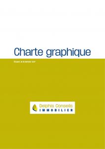 Pascal Ridel Infographiste Rouen Création de logo couverture charte graphique delphis conseils immobilier