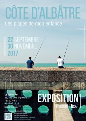 Infographiste Rouen Pascal Ridel - Exposition photo affiche