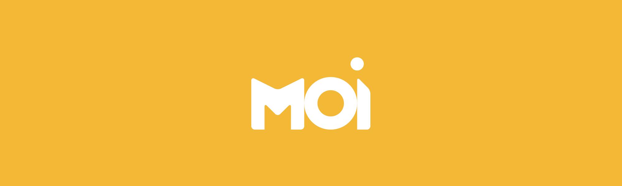 Bannière - Création communication visuelle - MOI