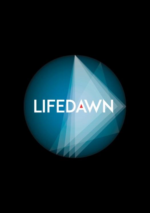 Infographiste Rouen Pascal Ridel - étude de logo lifedawn