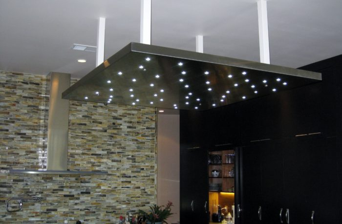 stainless steel wall panels kitchen commercial average cost to remodel a panel lighting -   pascetti ...