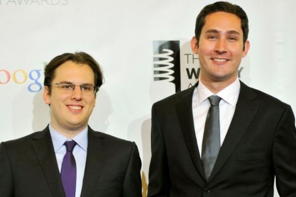 instagram founders systrom and krieger