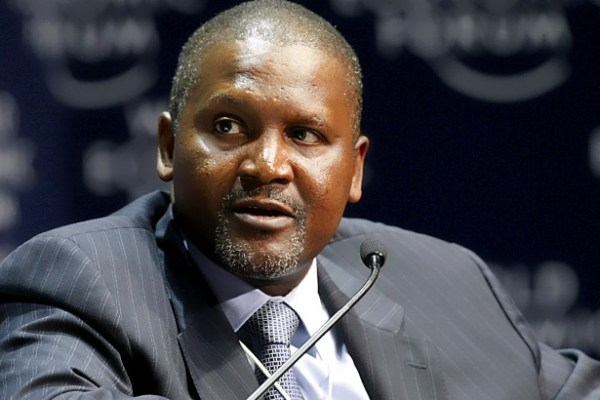 dangote raising capital
