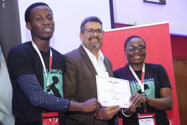 Winners in Google Impact Challenge