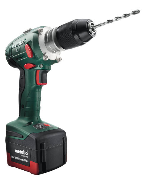 Новинка від Metabo.Дриль-шурупокрут Metabo BS 14,4 IMPULS COMPACT