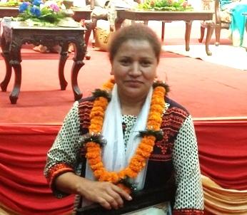 बिशुन्केलाई राष्ट्रिय पुरस्कार