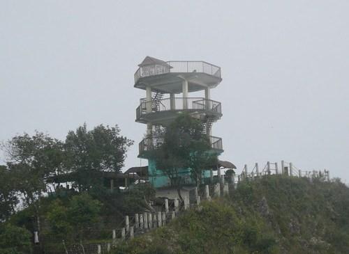 बुढीतोलाको भ्यू टावर कम्पासे धुरामा राख्न माग