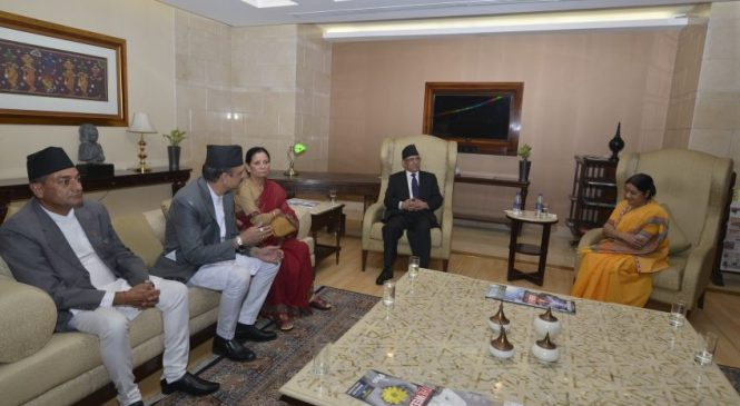 भारतमा सिधा सिधा कुरा राख्ने प्रधानमन्त्रीको अठोट