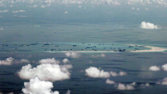 चीनले अमेरिकी ड्रोन कब्जा गरेपछि दुई देशबीच झगडा शुरु