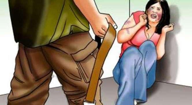 'घरेलु हिंसा अत्याधिक'
