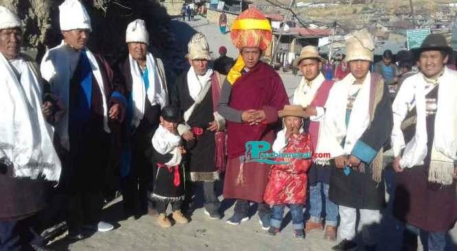जुम्लामा पनि मनाइयो सोनाम ल्हाेसार