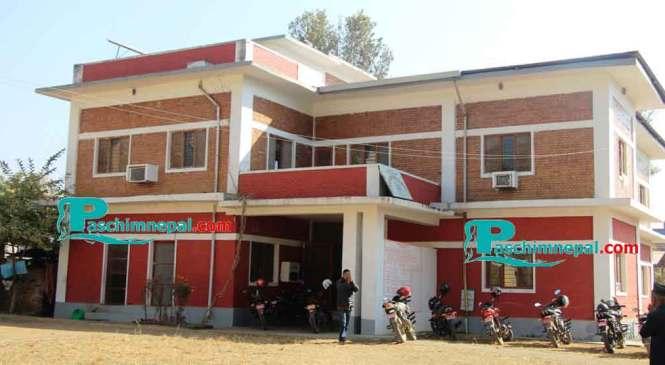 प्रदेश ६ : प्रदेश प्रमुखकाे कार्यालय सिँगारिदै