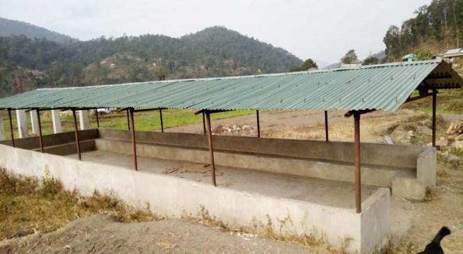 सल्यानका कृषि उपज संकलन केन्द्रहरू प्रयोगविहीन