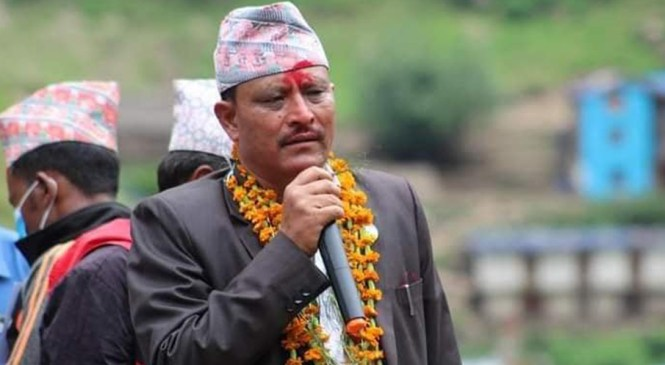 कर्णाली प्रदेशका कृषि मन्त्री शाहीलाई बलात्कार आरोप