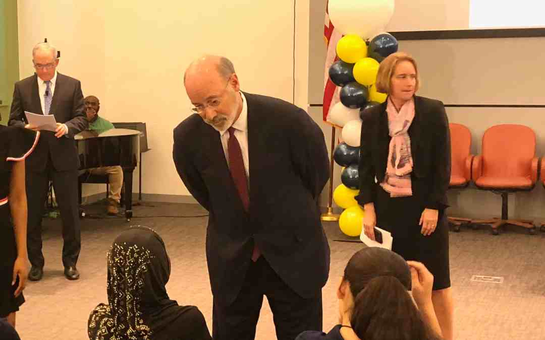 ELC asks Wolf to increase funding for special education