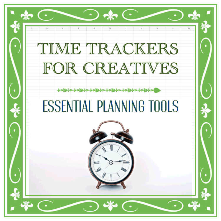 time trackers for creatives