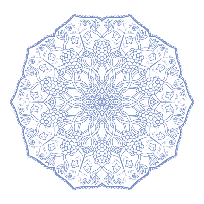 Lesson 2 _How to create Mandalas including elements