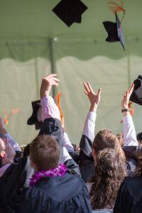 Trajes fiesta graduación