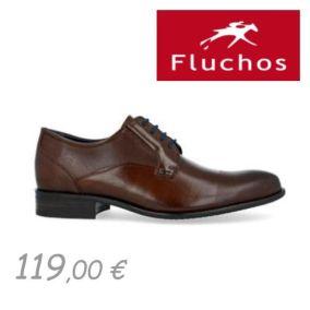 Zapato Novio 2020 de Fluchos, Marron Zapatos 119 €