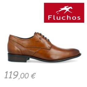 Zapato Novio 2020 de Fluchos, Cuero Zapatos 119 €