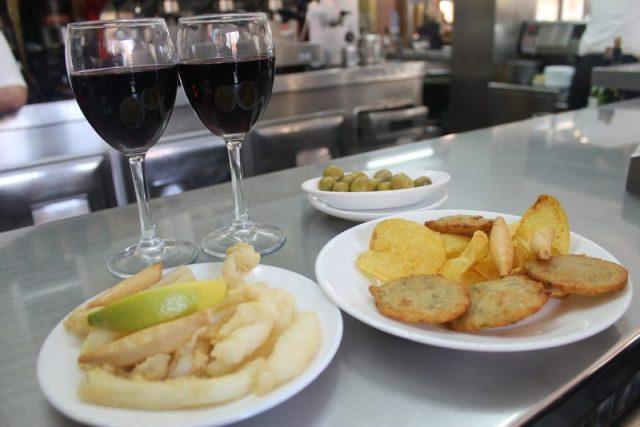 Bar Manolo Tapas en Sevilla
