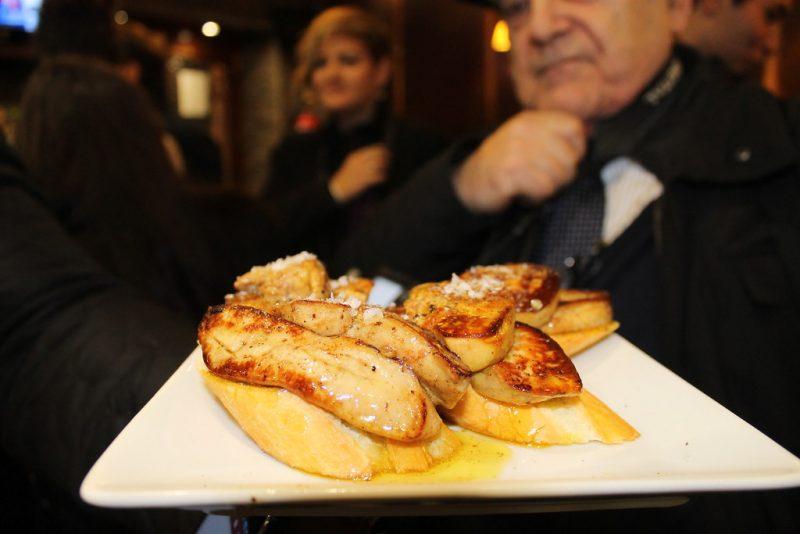 Foie Bar Sport San Sebastian