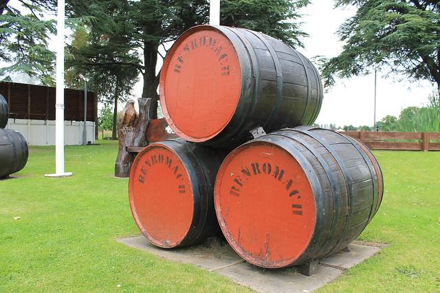 Benromach Destillery Highlands Escocia