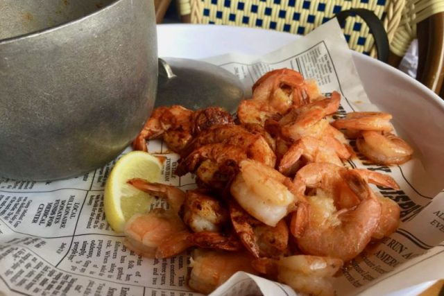 Bubba Gump Shrimp Co Nueva York