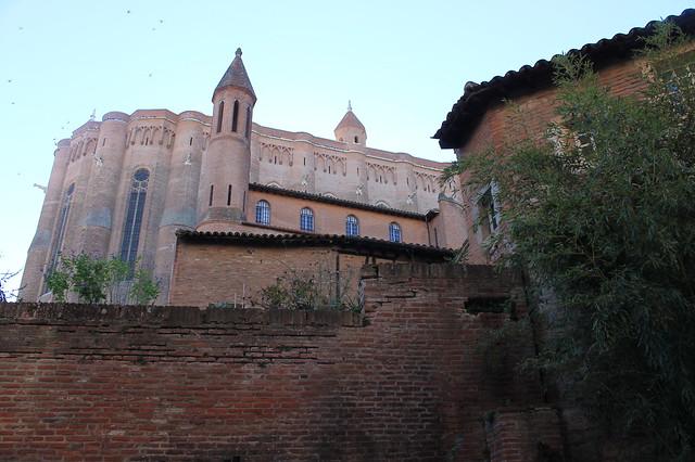 Catedral de Santa Cecilia Albi Francia