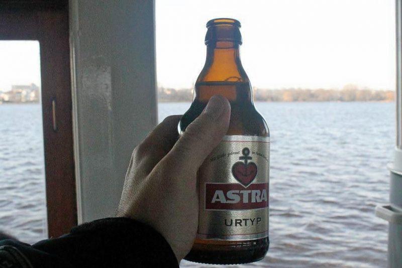 Cerveza Alpha