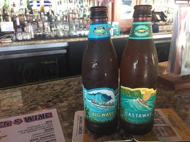 Cerveza hawaiana Kona