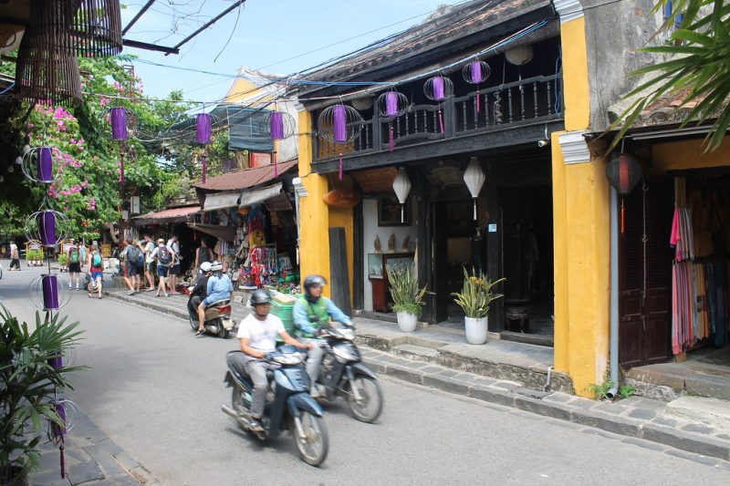 Ciudad Vieja de Hoi An