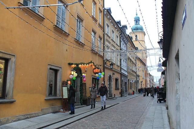 Ciudad Vieja de Varsovia Polonia
