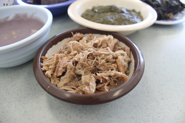 Comida hawaiana Kalua Pork