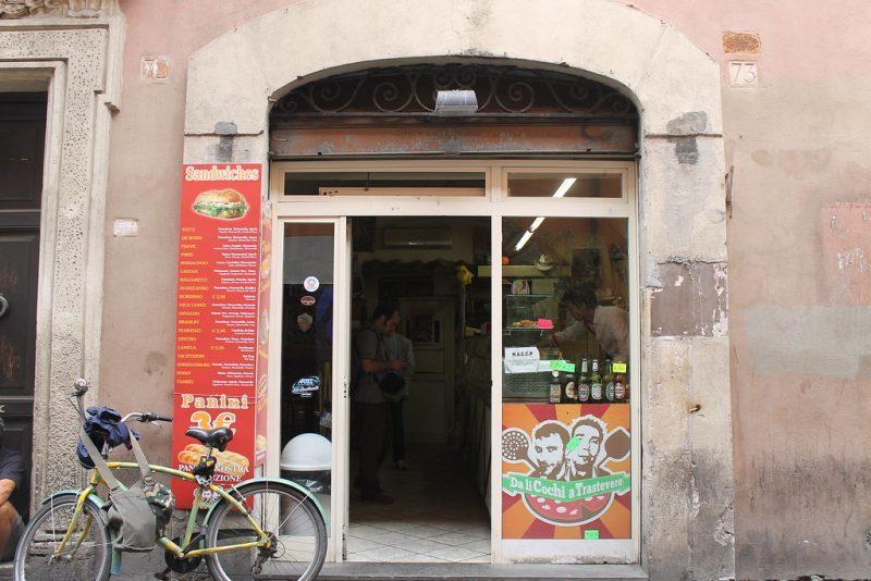 Da li Cochi a Trastevere Roma