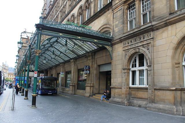 Estacion de Glasgow Escocia