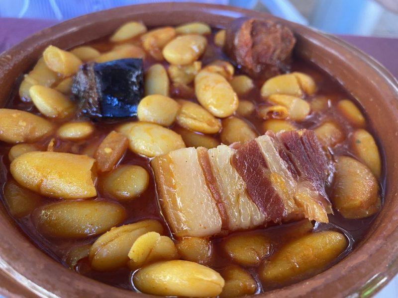 Fabada Sidreria El Museo Gijon Asturias