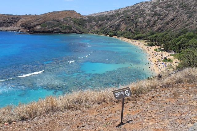 Hanauma Bay Oahu Hawai