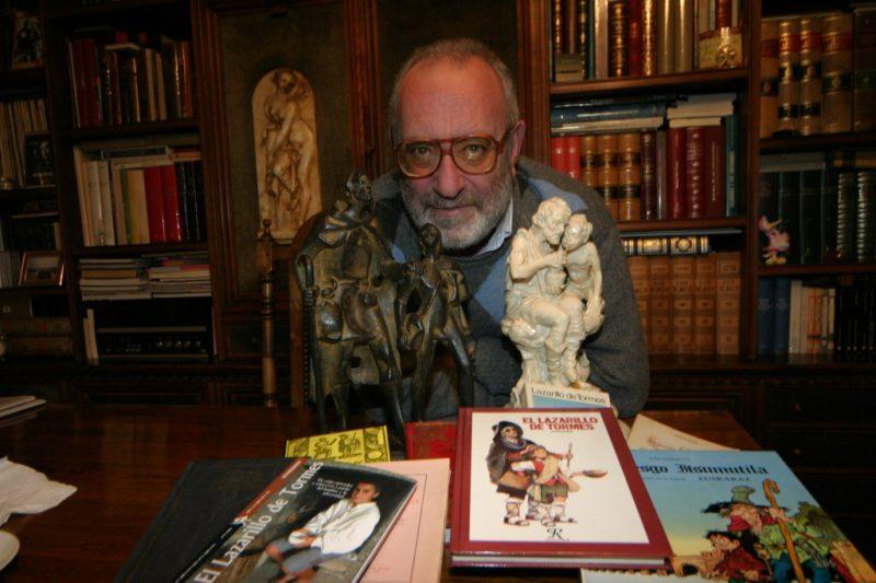 Ignacio Carnero en Salamanca