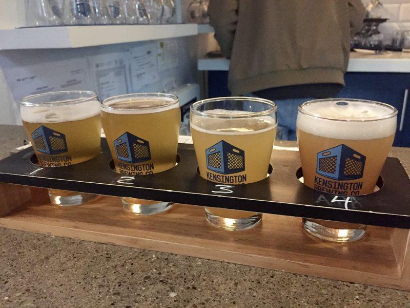 ensington Brewing Company Toronto Canada