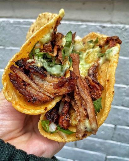 Los Tacos n1 Nueva York