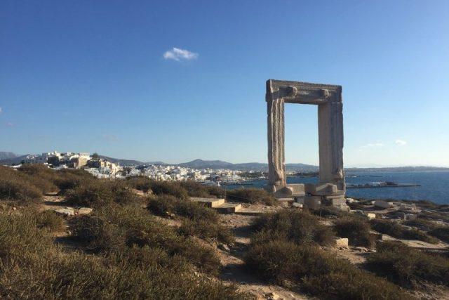 Naxos Grecia