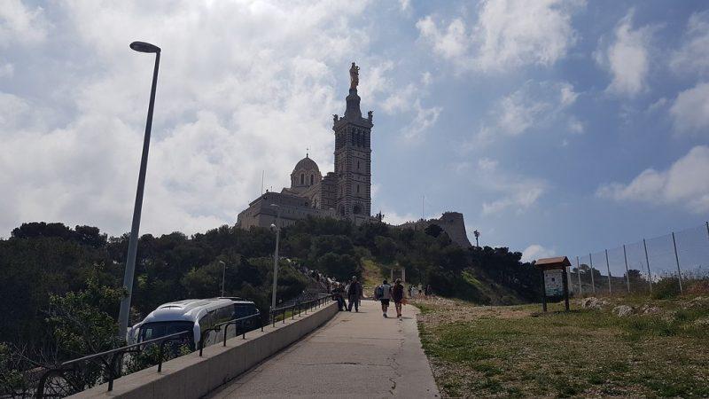 Notre-Dame de la Garde Marsella Francia