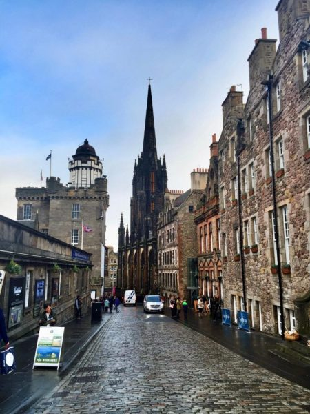 Old Town Edimburgo