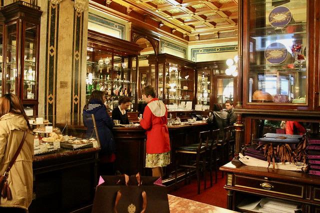 Pastelería Demel Viena