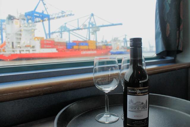 Puerto maritimo de Roterdam